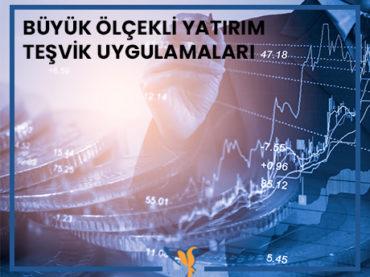 3- Büyük Ölçekli Yatırım Teşvik Uygulamaları